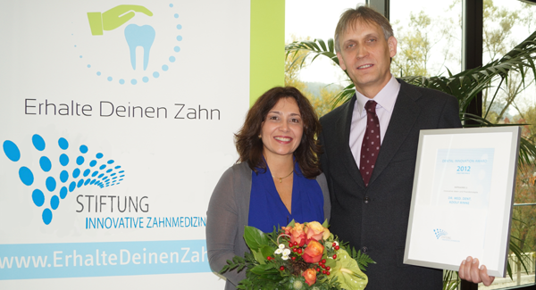 """Dental Innovation Award"" der DGZ"